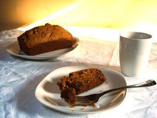 Autumn Pumpkin Bread 2