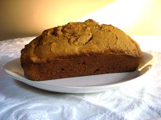 Autumn Pumkpin Bread