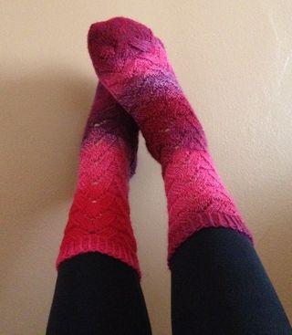 Monkey Sock 1